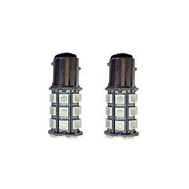 1157 لمبات الضوء 3.2 W SMD 5050 265 lm LED الضوء الخلفي Forعالمي