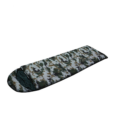 Sac de dormit Sac de Dormit Dreptunghiular 0°C Keep Warm Bine Ventilat Portabil 220 Drumeție Camping Single
