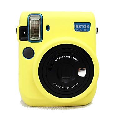 Kotelo-Digitaalikamera-Fujifilm-Yksiolkainen--Keltainen Musta Pinkki Sininen