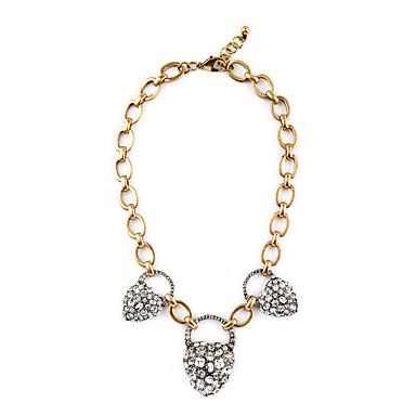 Γυναικεία Σκέλη Κολιέ Heart Shape Μοναδικό Εξατομικευόμενο Κοσμήματα Για Causal