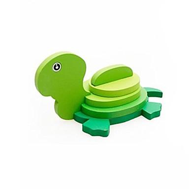 قطع تركيب3D ألعاب الألغاز النماذج الخشبية حيوان لهو خشب كلاسيكي