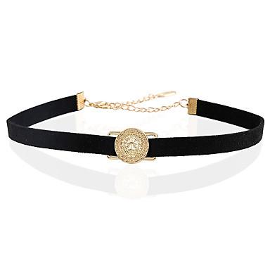 Pentru femei Coliere Choker Personalizat Euramerican stil minimalist Bijuterii Pentru Nuntă Petrecere 1 buc