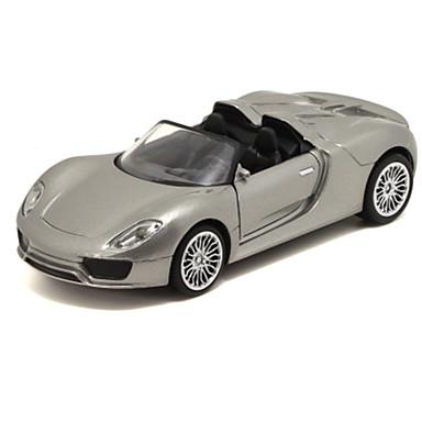 Spielzeug-Autos Rennauto Auto Aufziehbare Fahrzeuge Musik & Licht Unisex