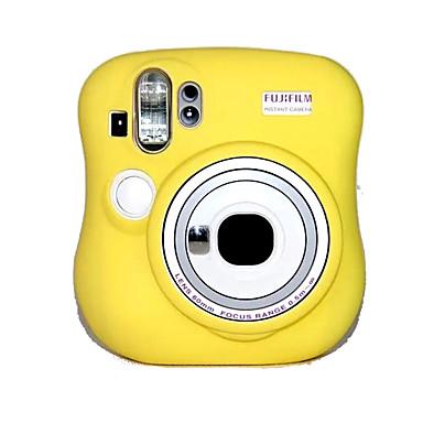 Ένος Ώμου-Κίτρινο Ροζ Μπλε-Ψηφιακή φωτογραφική μηχανή-Θήκη- γιαFujifilm-