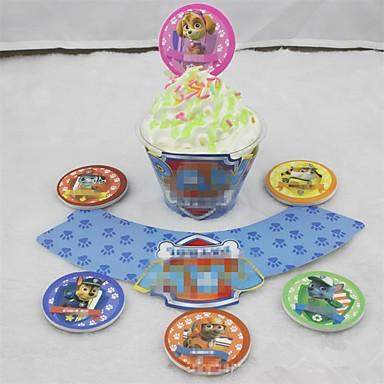 διακοσμώντας Εργαλείο για κέικ για Cupcake εκκολαπτόμενους Χαρτί
