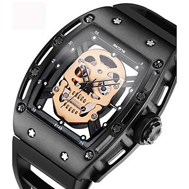 Bărbați Pentru cupluri Ceas Casual Ceas Sport Ceas Militar  Ceas Elegant  Ceas Schelet Ceas La Modă Ceas de Mână Ceas Brățară Unic
