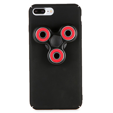 Case For iPhone 7 / iPhone 7 Plus / iPhone 6s Plus Fidget Spinner / Pattern Back Cover 3D Cartoon Hard PC for iPhone 7 Plus / iPhone 7 / iPhone 6s Plus