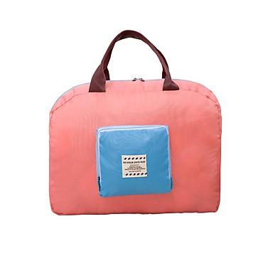 Organizator Bagaj de Călătorie Geantă Mini pe Umăr Impermeabil Portabil Pliabil Depozitare Călătorie pentru Haine Nailon / Călătorie