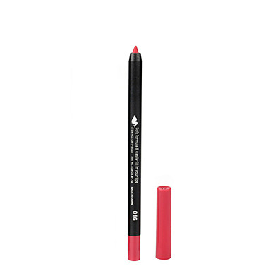 مخطط الشفاه رطب قلم رصاص لمعان ملون طبيعي