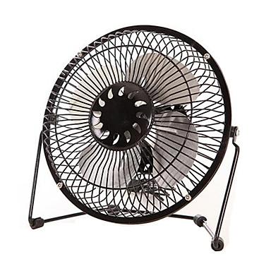 ultra sessiz usb fanı 6 inç alüminyum öğrencileri