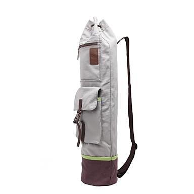60 L حقيبة سجادة اليوغا يوغا مكتشف الرطوبة سريع جاف يمكن ارتداؤها مقاومة الهزة متعددة الوظائف حزام الورك هاتف/Iphone كنفا