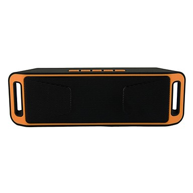 Sc208 wireless wireless bluetooth difuzoare mobile subwoofer portabil mini mini card audio inteligenta