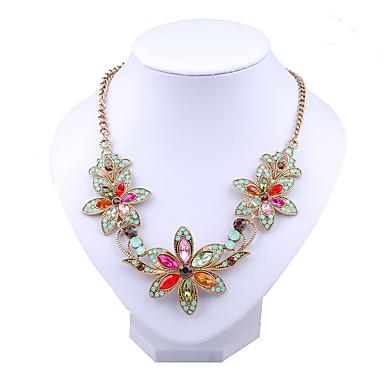 Pentru femei Lănțișoare Flower Shape Aliaj La modă Euramerican Bijuterii Pentru Nuntă Petrecere Ocazie specială Zi de Naștere Logodnă