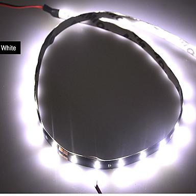 2pcs Samochód Żarówki 15W SMD 3528 1440lm Oświetlenie wnętrza
