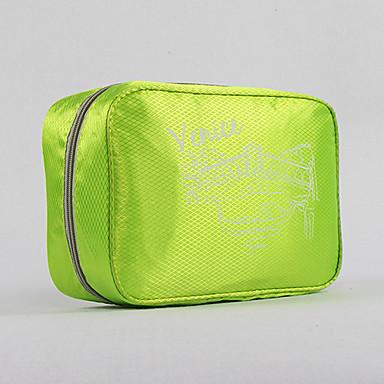 Geantă Cosmetice Organizator Bagaj de Călătorie Portabil Capacitate Înaltă Depozitare Călătorie pentru Haine Oxford Nailon / Călătorie