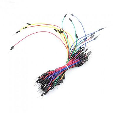 Steckdosen-Kabeldrähte für elektronisches diy