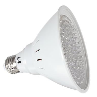 6W E26/E27 LED Creșterea Plantelor PAR30 168 led-uri LED Integrat Decorativ Albastru Portocaliu Roșu 500 AC 110 - 130 AC 220-240V