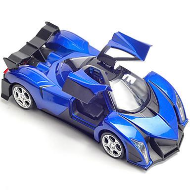 لعبة سيارات سيارة سباق ألعاب الموسيقى والضوء ألعاب معدن قطع للجنسين هدية