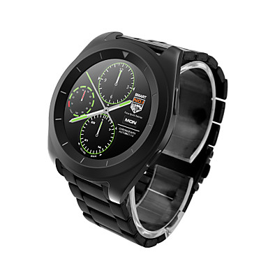 זול שעונים חכמים-G6 גברים חכמים שעונים Android iOS Blootooth בלוטות' 4.0 מסך מגע מוניטור קצב לב שיחות ללא מגע יד מד צעדים Audio שעון עצר מזכיר שיחות מד פעילות מעקב שינה מצאו את המכשירשלי / Alarm Clock / 128MB