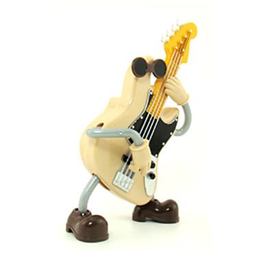 Müzik Kutusu Müzik Enstrimanlı Gitar Karikatür Sevimli çocuklar Için