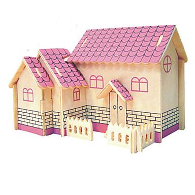 3D - Puzzle Holzmodell Spielzeuge Auto Holz Unisex Stücke