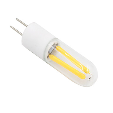 1.5W 140-180 lm G4 Becuri LED Bi-pin T 2 led-uri COB Decorativ Alb Cald Alb Rece