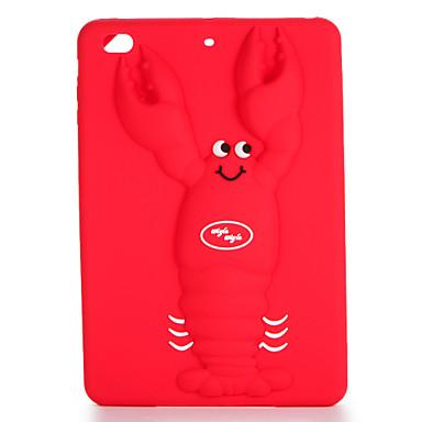 غطاء من أجل Apple آي باد ميني 4 باد البسيطة 3/2/1 نموذج غطاء خلفي 3Dكرتون ناعم سيليكون إلى iPad Mini 4 iPad Mini 3/2/1 Apple