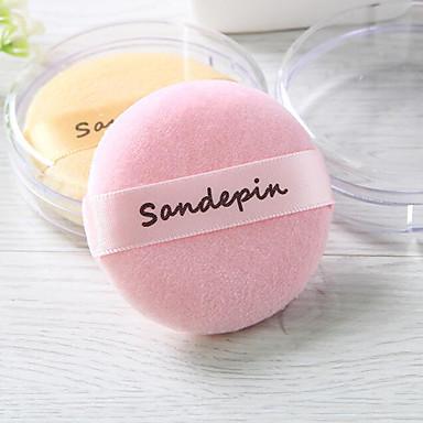 1 Stück Puderquasten/Kosmetikbürsten Rund  Quadratisch Puder Flüssigkeit Cream