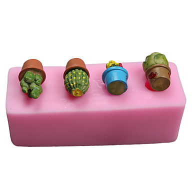 coacere Mold pentru Candy Ciocolatiu Tort Silicon Ecologic Ziua Recunoștinței Anul Nou Gril pe Kamado Nuntă Măsurătoare