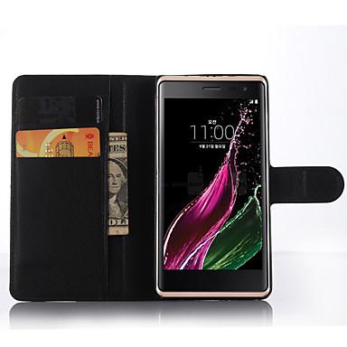 Hülle Für LG L90 LG G2 LG G3 LG L70 LG K8 LG LG K5 LG K4 LG Nexus 5X LG K10 LG K7 LG G5 LG G4 Kreditkartenfächer Geldbeutel Stoßresistent