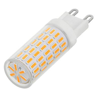 G9 2-pins LED-lampen T 86 LEDs SMD 4014 Warm wit Koel wit 100-300lm 3000/6500K AC220V