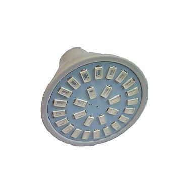 1.5W GU10 GU5.3(MR16) E27 Lampy szklarniowe LED MR16 28 Diody LED SMD 5733 Czerwony Niebieski 159-163lm 2700-3500K AC110 AC220V