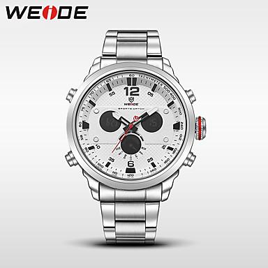 Bărbați Ceas de Mână Ceas digital Ceas Sport Ceas Militar  Ceas Elegant  Ceas La Modă Japoneză Quartz Piloane de Menținut Carnea Alarmă