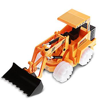 Jucării pentru mașini Seturi de joc pentru vehicule Încărcătoare Jucarii Electric Excavator Plastic MetalPistol Bucăți Băieți Cadou