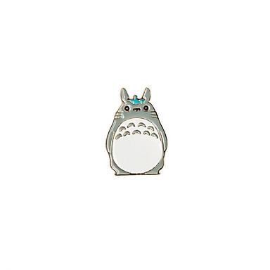 Kadın Broşlar Mücevher Euramerican Moda Eski Tip Çok güzel Kişiselleştirilmiş sevimli Stil Emaye alaşım Animal Shape Mücevher IçinDüğün