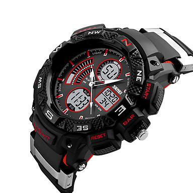 Smart horloge Waterbestendig Multifunctioneel Lange stand-by Stopwatch Wekker Kalender Chronograaf Other Geen Sim Card Slot