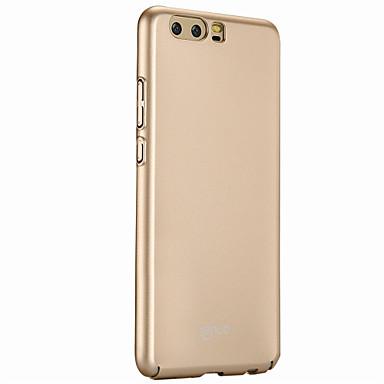 Για Θήκες Καλύμματα Εξαιρετικά λεπτή Παγωμένη Πίσω Κάλυμμα tok Μονόχρωμη Σκληρή PC για HuaweiHuawei P10 Plus Huawei P10 Lite Huawei P10