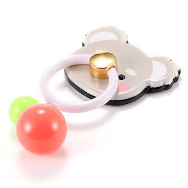 حامل و ماسك الجوال مقعد حامل الخاتم بلاستيك for الهاتف المحمول
