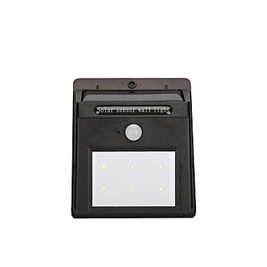 GMY® 0.5W أضواء الفيضان LED جهاز استشعار ضد الماء حائط الممر الكراج إضاءة خارجية أبيض كول DC5