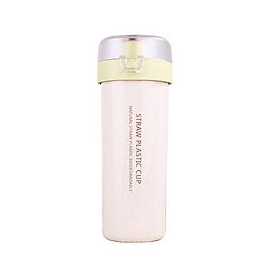 minimalizm Iść Szklanki, 400 ml Przenośny BPA bezpłatny Akrylowy Woda Szklaneczka