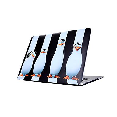 MacBook Futerał na Obraz olejny Zwierzę PVC Nowy MacBook Pro 15