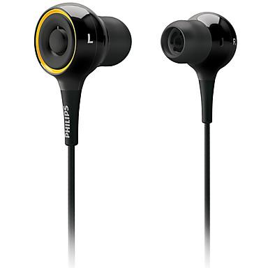 Voor mobiele telefoon mobiele telefoon computer in-ear bedraad plastic 3,5 mm geluidsonderdrukking