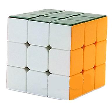 Zauberwürfel 3*3*3 Glatte Geschwindigkeits-Würfel Magische Würfel Puzzle-Würfel Spaß Quadratisch Geschenk