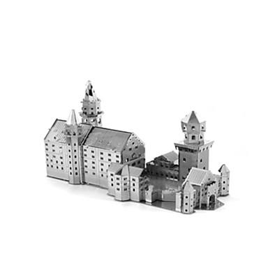 Puzzle 3D Clădire celebru Distracție Teak Clasic
