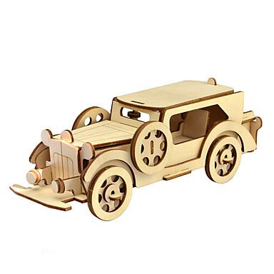 Legpuzzels 3D-puzzels Bouw blokken DHZ-speelgoed Automatisch Hout Modelbouw & constructiespeelgoed