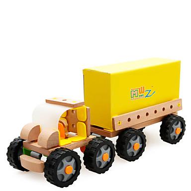 Bausteine Spielzeuge Spaß Hölzern Kinder Stücke