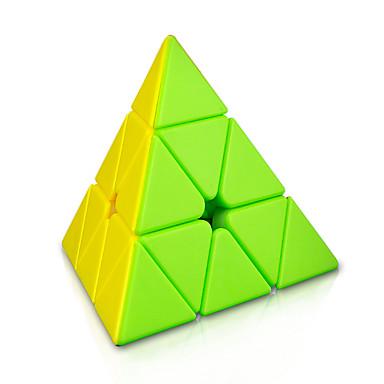 Zauberwürfel MoYu Pyramid 3*3*3 Glatte Geschwindigkeits-Würfel Magische Würfel Bildungsspielsachen Zum Stress-Abbau Puzzle-Würfel Glatte
