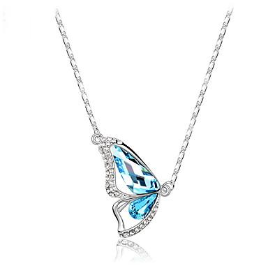 Pentru femei Coliere cu Pandativ Bijuterii Bijuterii Cristal Aliaj Design Unic Modă Euramerican Bijuterii Pentru Nuntă Petrecere Zi de