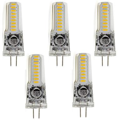 3W Becuri LED Bi-pin T 18 SMD 3014 260 lm Alb Cald Alb Rece V 5 bc