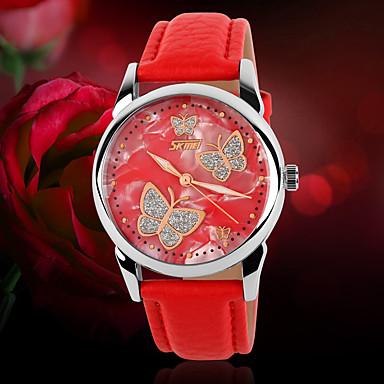 Dames Sporthorloge Dress horloge Smart horloge Modieus horloge Polshorloge Unieke creatieve horloge Chinees Kwarts Chronograaf Grote